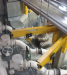 Interior of the Trent Street Pump Station